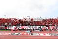 【札幌 5-2 湘南 PHOTO】札幌のサポーター|写真:金子拓弥(サッカーダイジェスト写真部)