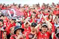 【北海道コンサドーレ札幌PHOTO】札幌サポーター|写真:金子拓弥(サッカーダイジェスト写真部)