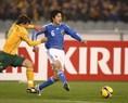 【2009.06】 右SBとして確固たる地位を築く。アジア最終予選では1試合を除いて先発で起用され、本大会出場に大きく貢献。 (C) SOCCER DIGEST