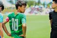 【青森山田MF10 武田英寿 PHOTO】写真:金子拓弥(サッカーダイジェスト写真部)