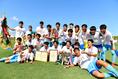 【桐光学園喜び PHOTO】写真:金子拓弥(サッカーダイジェスト写真部)