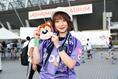 サンフレッチェ広島サポーター|写真:茂木あきら(サッカーダイジェスト写真部)