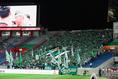 【浦和 1-2 松本 PHOTO】金曜日にも関わらず大勢が詰めかけた松本サポーター|写真:金子拓弥(サッカーダイジェスト写真部)