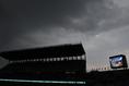 【鳥栖 1-6 神戸 PHOTO】試合を待つスタジアム。写真:徳原隆元