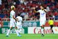 【松本山雅FC喜びPHOTO】水本裕貴|写真:金子拓弥(サッカーダイジェスト写真部)