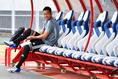 【日本代表 練習PHOTO】吉田麻也|写真:金子拓弥(サッカーダイジェスト写真部)