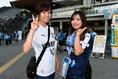 ジュビロ磐田サポーター|写真:金子拓弥(サッカーダイジェスト写真部)