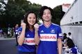 横浜Fマリノスサポーター|写真:茂木あきら(サッカーダイジェスト写真部)