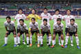 【浦和 0-2 Honda FC】Honda FCのスターティングメンバー。写真:山崎 賢人(サッカーダイジェスト写真部)