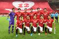 【ACL 浦和 2-0 広州 PHOTO】浦和スターティングメンバー。写真:徳原隆元