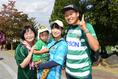 松本山雅FCサポーター|写真:徳原隆元