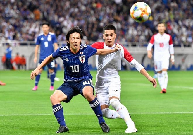 モンゴル サッカー