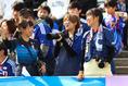 日本サポーター|写真:茂木あきら(サッカーダイジェスト写真部)