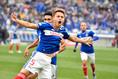 【横浜FM3-0FC東京】ティーラトンが均衡を破る!大事な試合での貴重な先制点|写真:サッカーダイジェスト