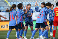 【なでしこPHOTO】中国 0-3 日本|難敵中国を相手に3発快勝!|写真:茂木あきら(サッカーダイジェスト写真部)
