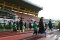 【なでしこPHOTO】中国 0-3 日本|釜山九徳スタジアムで迎えた第二戦|写真:茂木あきら(サッカーダイジェスト写真部)