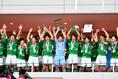 【青森山田喜び PHOTO】写真:金子拓弥(サッカーダイジェスト写真部)
