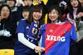 FC東京サポーター|写真:茂木あきら(サッカーダイジェスト写真部)