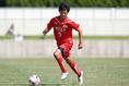 2009年9月13日メニコンカップ2009日本クラブユースサッカー東西対抗戦(U-15)オールイースト対オールウェスト|写真:サッカーダイジェスト