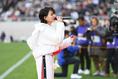 令和初の高校サッカー応援歌を唄うのは、デビュー前の現役高校生でSNSや動画サイトで爆発的人気を誇る三阪咲さん|写真:金子拓弥(サッカーダイジェスト写真部)