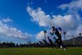 【甲府 キャンプPHOTO】青空の下で2020シーズンが始動!写真:田中研治