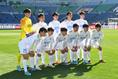 【NEXT GENERATION MATCH PHOTO】高校選抜スターティングメンバー。写真:徳原隆元