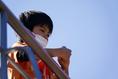 【PHOTO】清水サポーター|写真:山崎賢人(サッカーダイジェスト写真部)