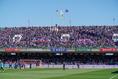 【PHOTO】FC東京サポーター|写真:山崎賢人(サッカーダイジェスト写真部)