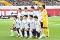 【神戸 1-1 横浜FC PHOTO】横浜FCスターティングメンバー。写真:徳原隆元