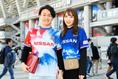 横浜Fマリノスサポーター|写真:金子拓弥(サッカーダイジェスト写真部)