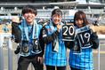 川崎フロンターレサポーター|写真:茂木あきら(サッカーダイジェスト写真部)