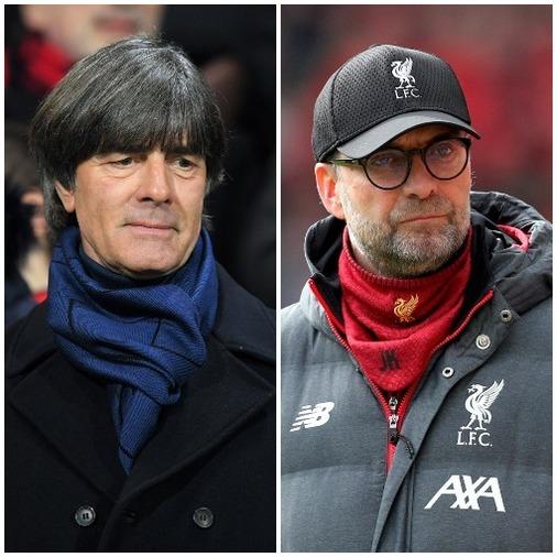 ドイツ代表がレーブ監督の後任にクロップを熱望か?