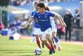MF樺山諒乃介(興國高→横浜F・マリノス)写真:サッカーダイジェスト