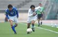 2003年5月17日J2第13節湘南対川崎 写真:サッカーダイジェスト