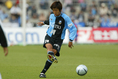 2004年5月2日J2第9節川崎対京都 写真:サッカーダイジェスト