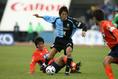 2006年4月16日J1第8節川崎対大宮 写真:サッカーダイジェスト