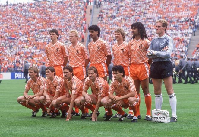 歴代 オランダ 代表