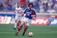 2001年/中村俊輔 写真:サッカーダイジェスト