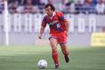 1994年/ジーコ 写真:サッカーダイジェスト