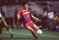 1995年/秋田豊 写真:サッカーダイジェスト