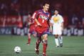 1997年/秋田豊 写真:サッカーダイジェスト