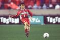 1998-1999年/名良橋晃 写真:サッカーダイジェスト