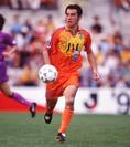 1997-1998年/長谷川健太 写真:サッカーダイジェスト