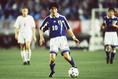 1999-2000 名波浩|写真:サッカーダイジェスト