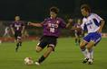 2002年8月4日J1第12節京都対マリノス 写真:サッカーダイジェスト