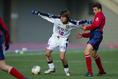 2003年1月1日天皇杯決勝 鹿島対京都 写真:サッカーダイジェスト