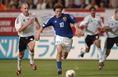 2003年5月21日キリンカップ対U22ニュージーランド 写真:サッカーダイジェスト