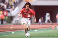 【PHOTO】1997年/永井雄一郎|写真:サッカーダイジェスト