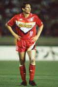 【PHOTO】1993年/リネカー/名古屋グランパス|写真:サッカーダイジェスト