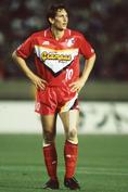 1993年名古屋グランパス|写真:サッカーダイジェスト